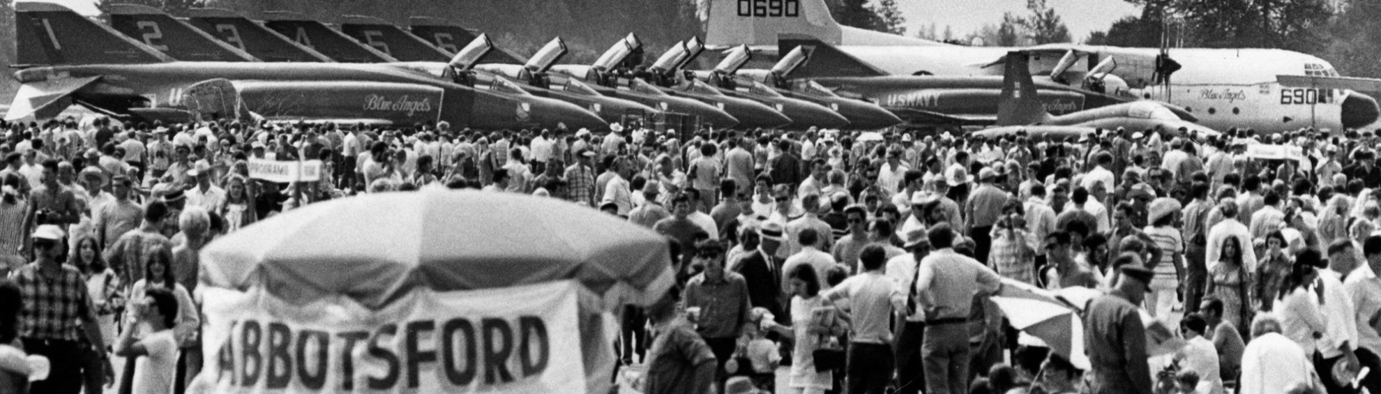 History - Abbotsford International Airshow